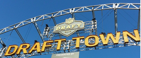 Chicago's NFL Draft Town