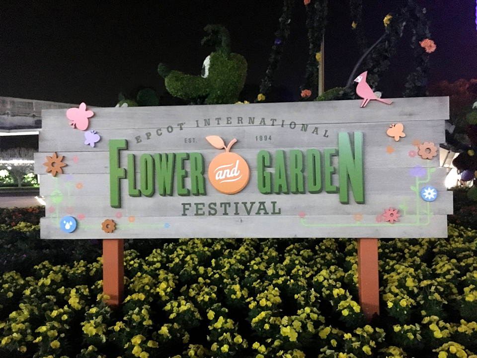 5 reasons it would be a blooming shame to miss epcot - Epcot flower and garden 2017 menu ...